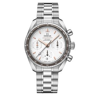 Omega Speedmaster 38 Men's Stainless Steel Bracelet Watch - Product number 6940102