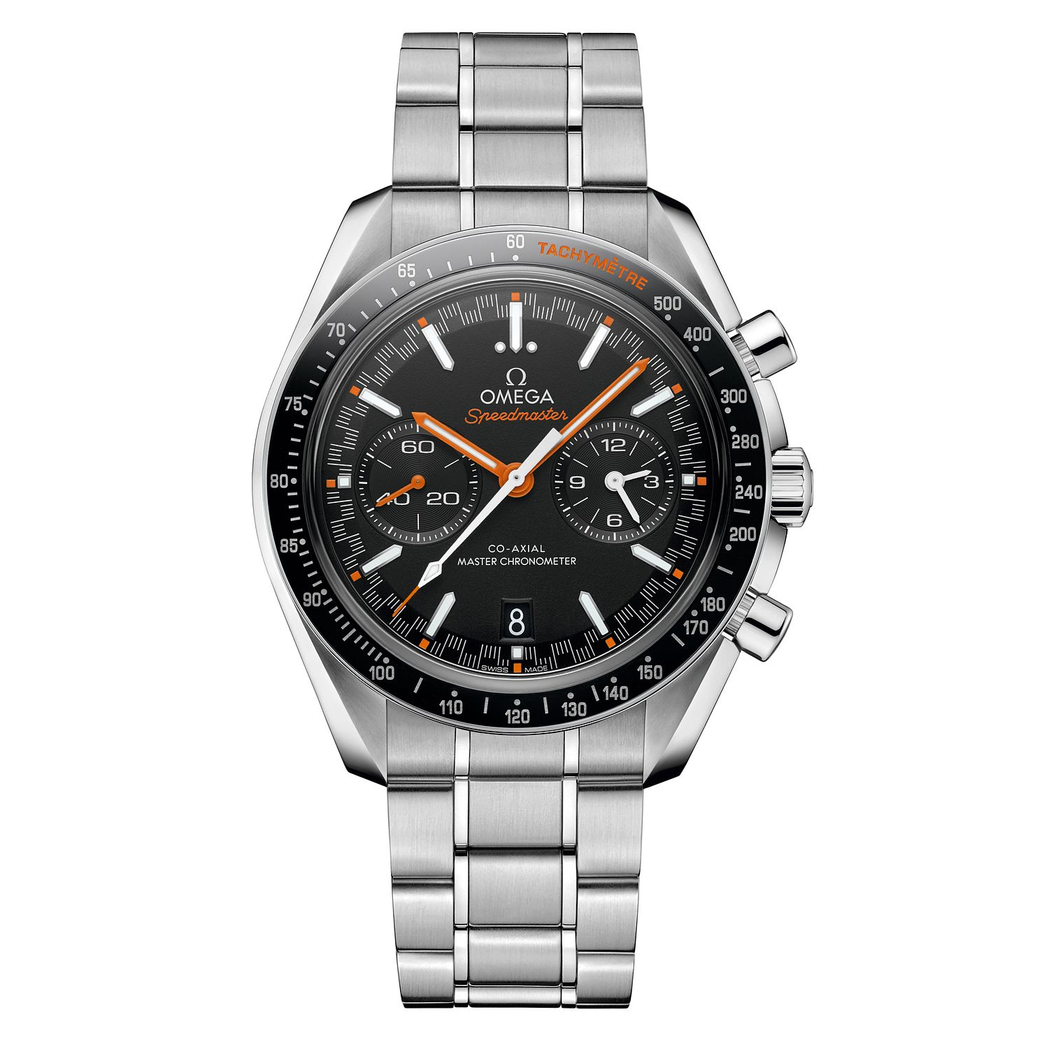 Omega Speedmaster Men's Stainless Steel Bracelet Watch - Product number 6940161