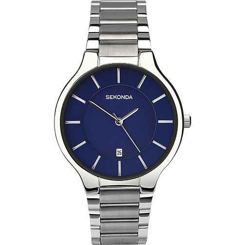 Sekonda Men's Stainless Steel Bracelet Watch - Product number 6944698
