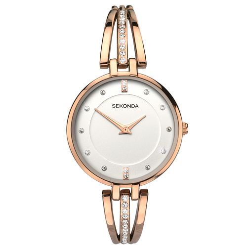 Sekonda Editions Ladies' Rose Gold Bracelet Watch - Product number 6944787