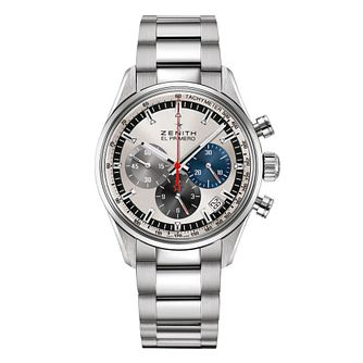 Zenith El Primero Men's Chronograph Bracelet Watch - Product number 6947700