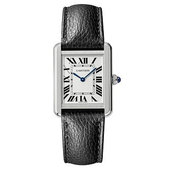 2c21c26f9ff Cartier Tank Solo Ladies  Stainless Steel Strap Watch - Product number  6947816