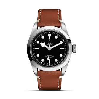 Tudor Black Bay 41 Men's Stainless Steel Watch - Product number 6954472