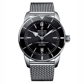 Breitling Superocean Heritage II Men's Steel Bracelet Watch - Product number 6955177