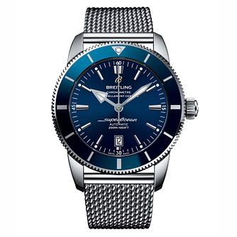 Breitling Superocean Heritage II Men's Steel Bracelet Watch - Product number 6955207