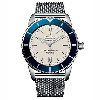 Breitling Superocean Heritage 46 Men's Stainless Steel Watch - Product number 6955215
