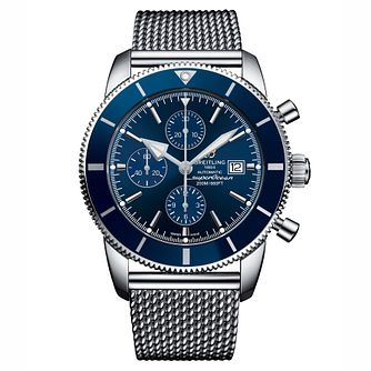 Breitling Superocean Heritage II Men's Stainless Steel Watch - Product number 6955304