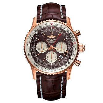 Breitling Limited Edition Navitimer  Men's Strap Watch - Product number 6955355