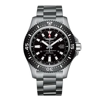 Breitling Superocean II 44 Men's Stainless Steel Watch - Product number 6955444