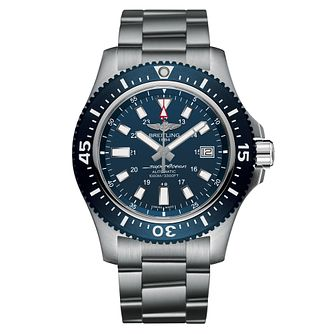 Breitling Superocean Ii 44 Men's Bracelet Watch - Product number 6955479