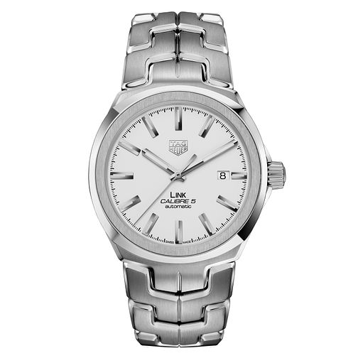 TAG Heuer Link Men's Stainless Steel Bracelet Watch - Product number 6956505