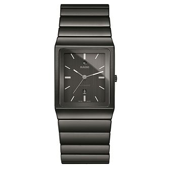 Rado Ceramica Men's Ceramic Black Strap Watch - Product number 6956653