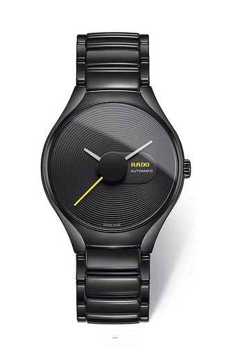 Rado Limited Edition True Stratum Men's Black Ceramic Watch - Product number 6956734