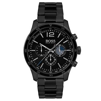 BOSS Professional Men's Ion Plated Chronograph Watch - Product number 6957420