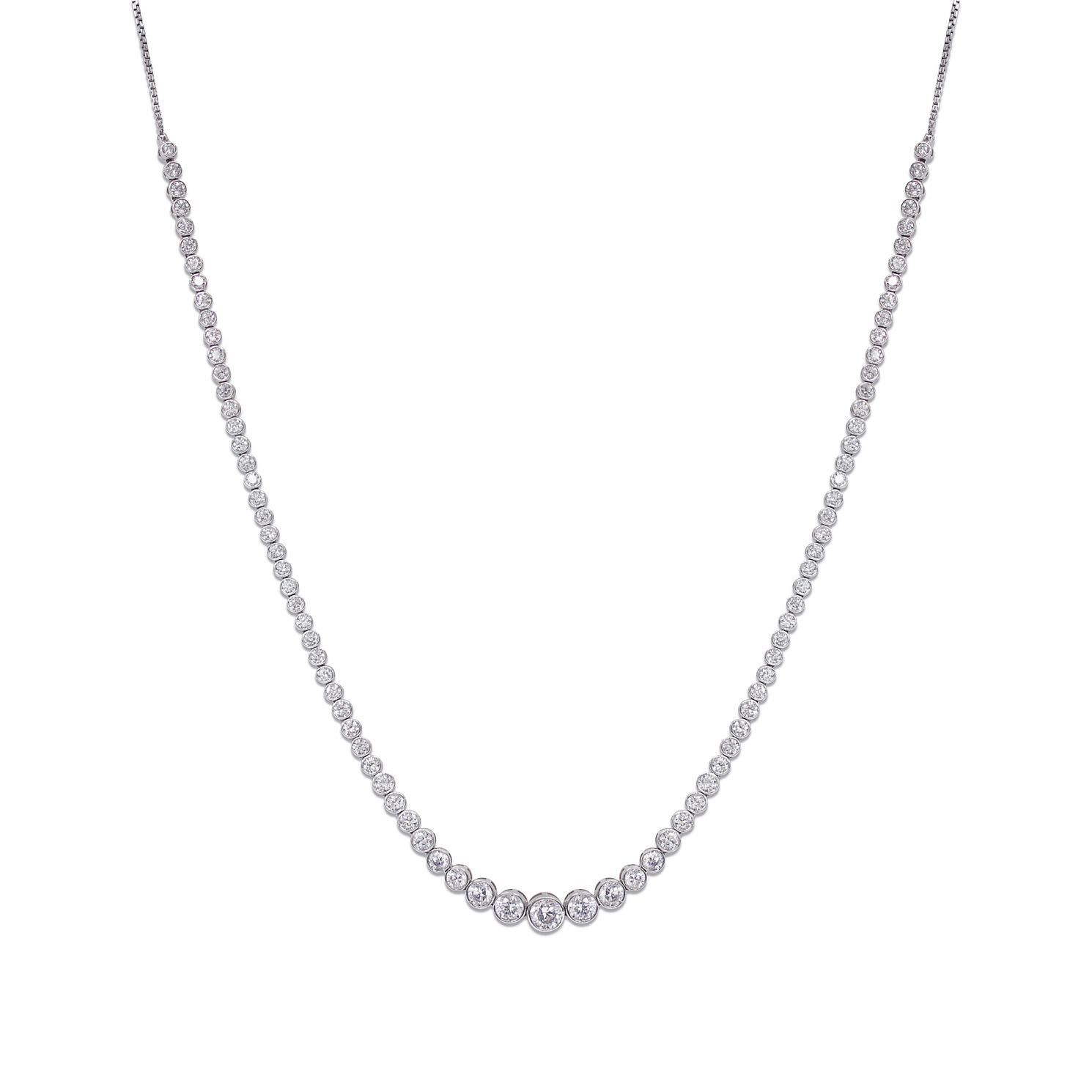 CARAT* LONDON Quentin Sterling Silver Necklace - Product number 6957676