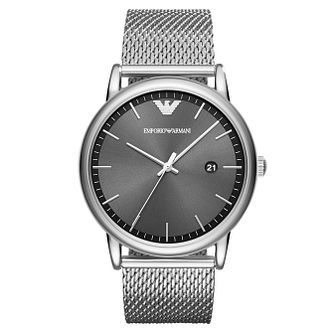 Emporio Armani Men's Stainless Steel Bracelet Watch - Product number 6988296