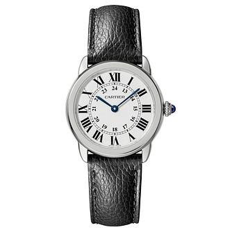 Cartier Ronde Solo Ladies  Stainless Steel Strap Watch - Product number  8013020 f659def94bd