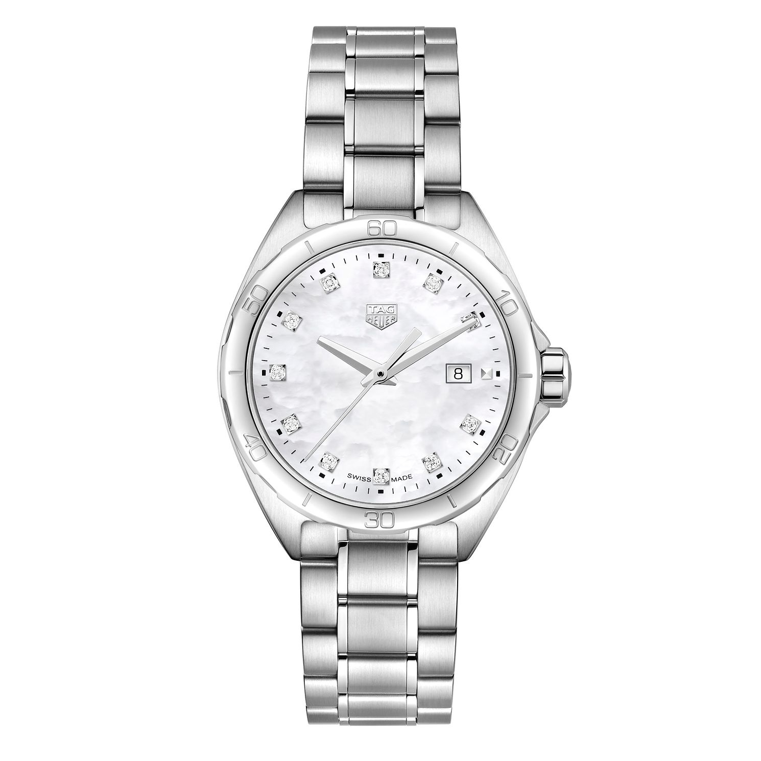 TAG Heuer Formula 1 Diamond Stainless Steel Bracelet Watch - Product number 8015880