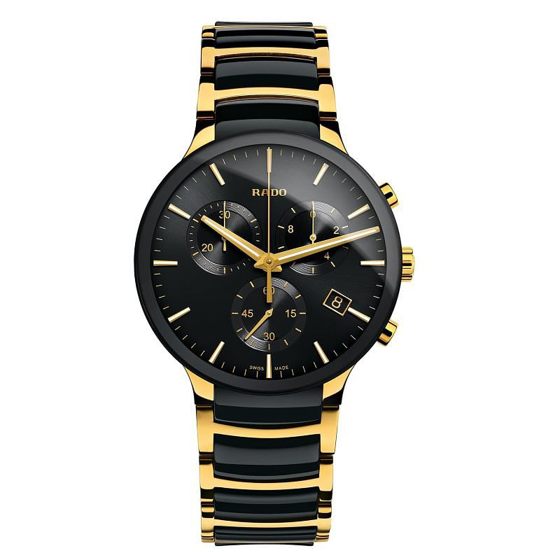 Rado Centrix Men's Two Tone Bracelet Watch - Product number 8021104