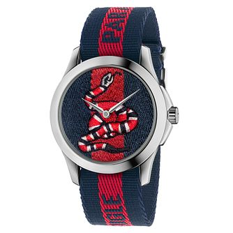 Gucci Le Marché des Merveilles Ladies' Snake Strap Watch - Product number 8028176