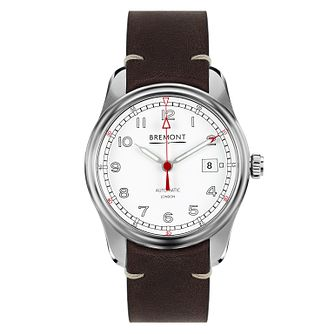 Bremont Airco Mach Men's Brown Strap Watch - Product number 8029067