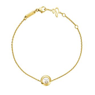 chopard Happy Diamonds Icons 18ct Yellow Gold Bracelet - Product number 8031673