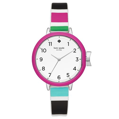 Kate Spade Stainless Steel Park Row Strap Watch - Product number 8039143