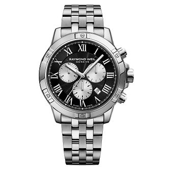 Raymond Weil Tango Men's Stainless Steel Bracelet Watch - Product number 8047065