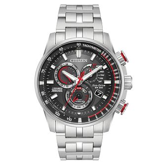 Citizen Red Arrows Men's Bracelet Watch - Product number 8048770
