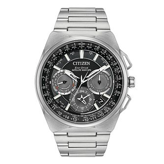 Citizen Eco-Drive Men's Titanium Bracelet Watch - Product number 8048916