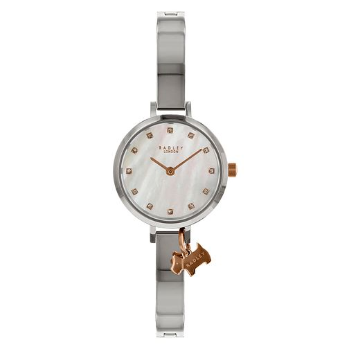 Radley London Broad Street Ladies' Stainless Steel Watch - Product number 8048983