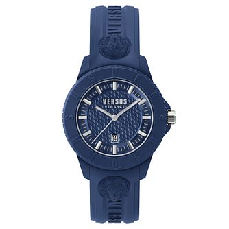 Versus Versace Tokyo R Blue Strap Watch - Product number 8049262