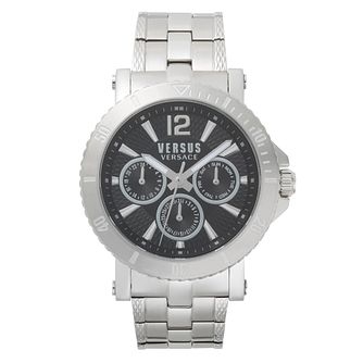 Versus Versace Steenberg Men's Stainless Steel Watch - Product number 8049319