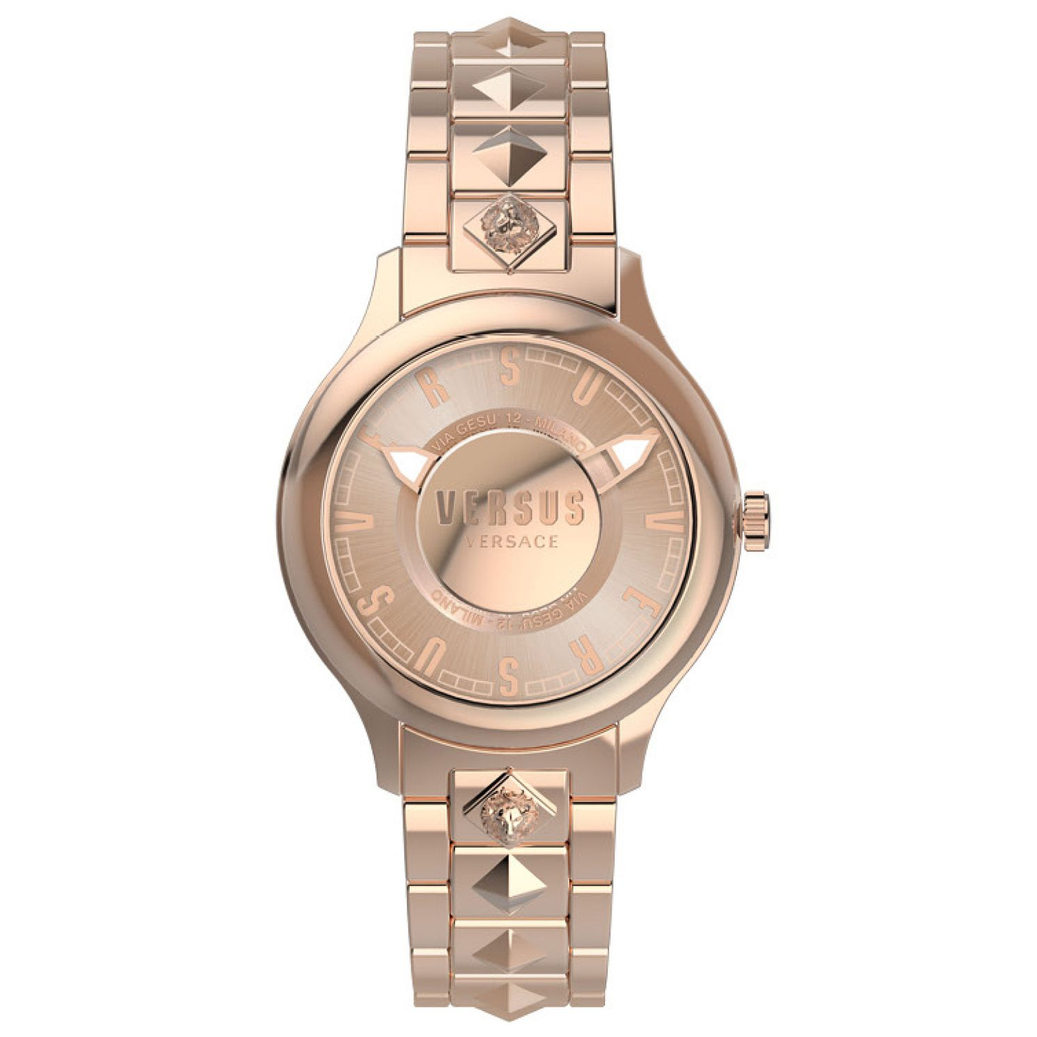 Versus Versace Tokai Ladies' Rose Gold Tone Bracelet Watch - Product number 8049521