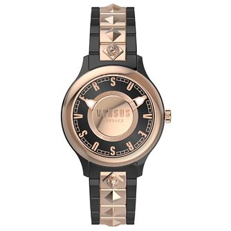 Ladies Versus Tokai Ladies' Black Dial Bracelet Watch - Product number 8049548