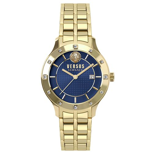 Versus Versace Tokai Ladies' Gold Plated Bracelet Watch - Product number 8049734