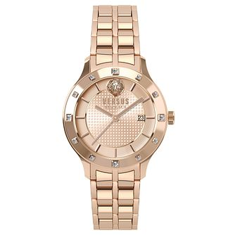 Versus Versace Tokai Ladies' Rose Gold Bracelet Watch - Product number 8049742