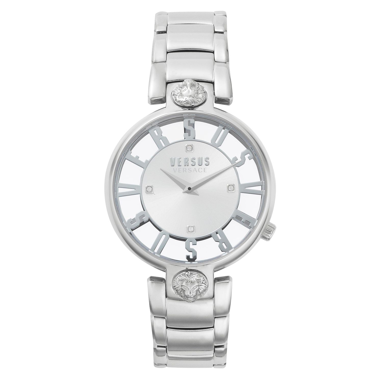 Versus Versace Kirstenhof Ladies' Stainless Steel Watch - Product number 8049971