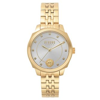 Versus Versace Chelsea Ladies' Gold Stainless Steel Watch - Product number 8050236