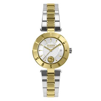 Versus Versace Ladies' Two Colour Bracelet Watch - Product number 8050309
