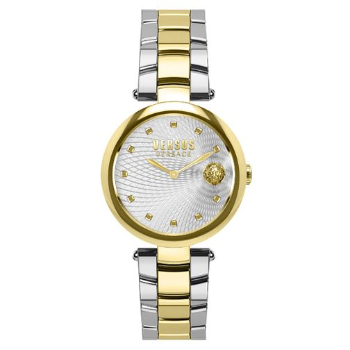 Versus Versace Buffle Bay Two Colour Bracelet Watch - Product number 8050392