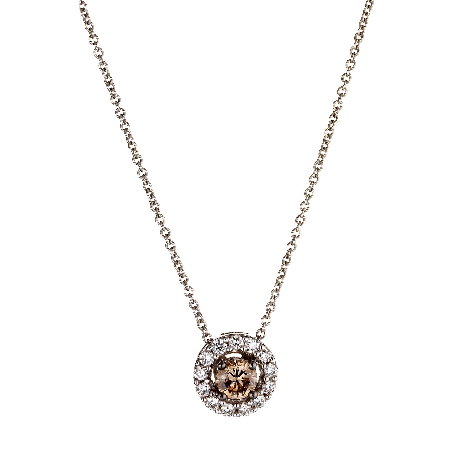 Le Vian 14ct Gold  Chocolate Diamond Pendant - Product number 8052263