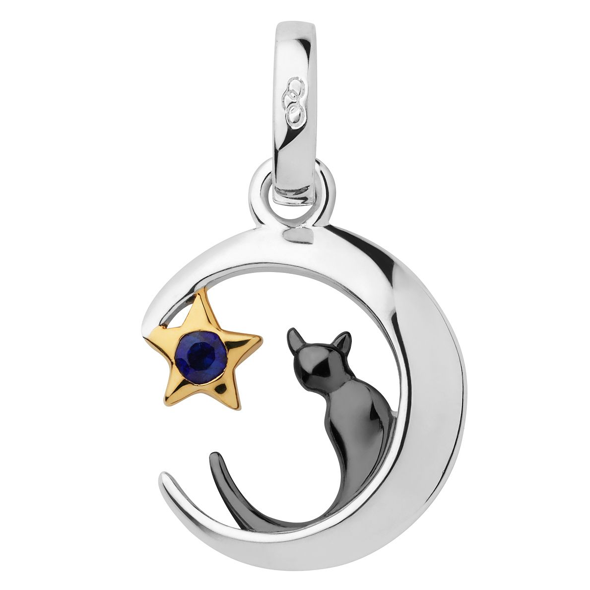 Links Of London Sterling Silver Cat Charm - Product number 8056641