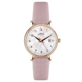 Limit Ladies' Lilac Strap Watch - Product number 8061335