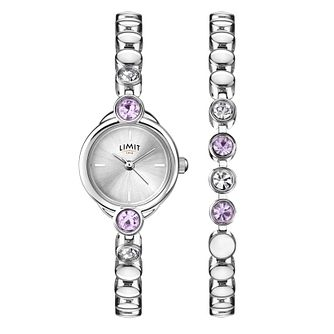 Limit Ladies' Watch & Bracelet Gift Set - Product number 8061343