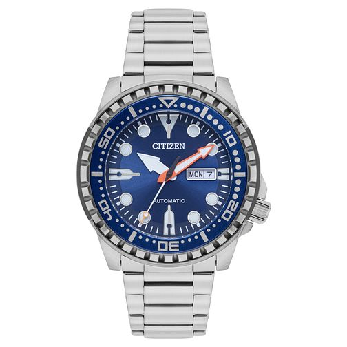 Citizen Men's Automatic Sport Diver Style Watch Set - Product number 8063974