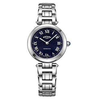 Rotary Kensington Midnight Sky Ladies' Stainless Steel Watch - Product number 8070520