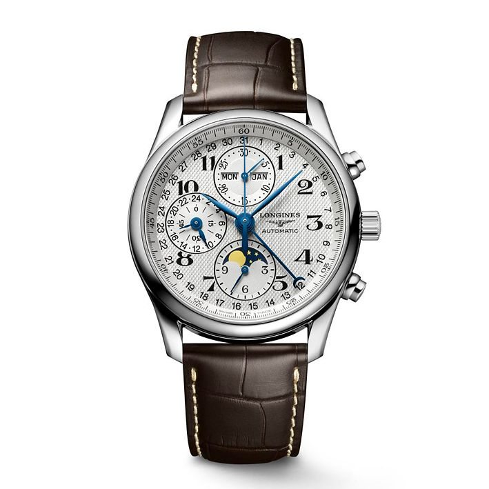 Longines Master Collection Men's Chronograph Watch - Product number 8070903