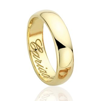 Clogau 9ct Yellow Gold 5mm Band - Product number 8077835