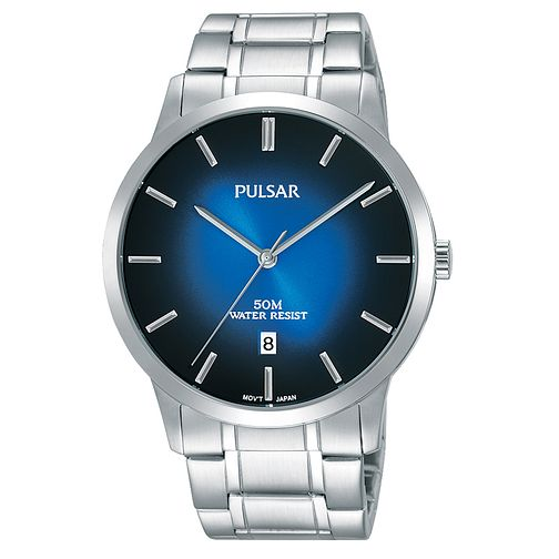Pulsar Men's Stainless Steel Bracelet Watch - Product number 8081573